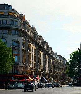 image illustrative de l'article Rue de la Pépinière (Paris)