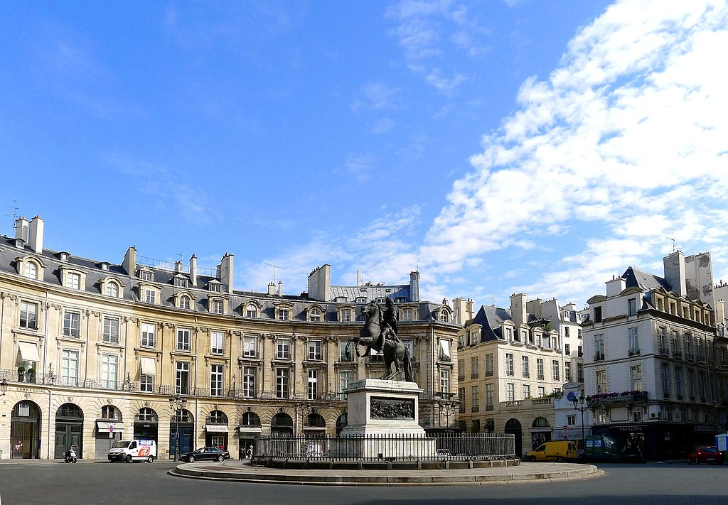H tels particuliers of france page 5 skyscrapercity - Place des victoires metro ...