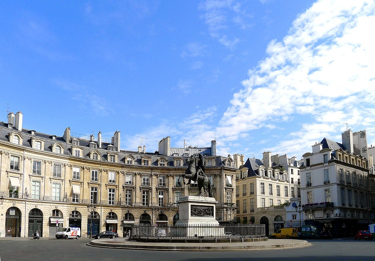 Quartier du mail wikip dia - Quartier des antiquaires paris ...