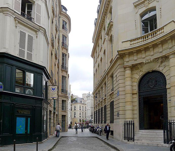 Fichier:P1050938 Paris II passage des Petits-Pères rwk.JPG