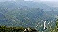 P1110002 Serra de Montserrat, la vallée du fleuve Llobregat qui se jette dans la Méditerranée à Barcelone (6350639199).jpg