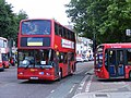 PDN 6, LT52 WXJ of Go Ahead London General 425 route,Stratford - Clapton . Bow. (7741049720).jpg