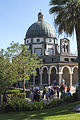 PILGRIMS ON THE MOUNT OF BEATITUDES (7723722114).jpg