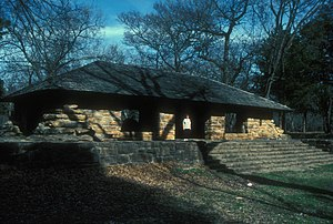 National Register of Historic Places listings in Murray County, Oklahoma - Image: PLATT NATIONAL PARK HISTORIC DISTRICT