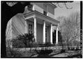PORCH, EAST SIDE, LOOKING NORTHWEST - Solitude, Zoo grounds, Philadelphia, Philadelphia County, PA HABS PA,51-PHILA,30-8.tif