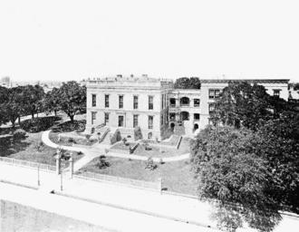 H. Sophie Newcomb Memorial College - Image: PSM V68 D094 Tulane university h sophie newcomb college for women