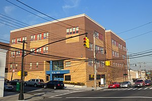 Eastchester, Bronx - New school on Boston Road