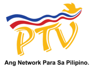People's Television Network - Logo of PTV in 1995