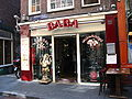Paddo shop warmoesstraat Amsterdam april 2007.JPG