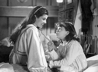 Jane Withers - Rita Hayworth and Jane Withers in Paddy O'Day (1936)