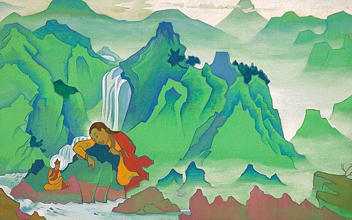 Padmasambhava (N.Roerich)