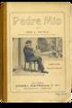 Padre Mío, Libro de lectura, 1935, Estrada.png