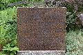 Pafemillen Inscriptioun Monument Auschwitz.jpg