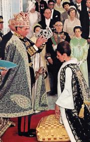 Pahlavi Coronation