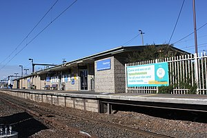 Pakenham station July18.JPG