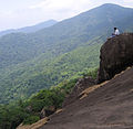 Pakshipathalam - views from the way to Pakshipathalam from Thirunelli (111).jpg