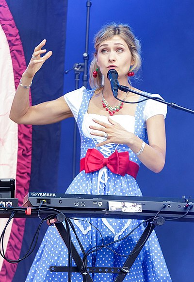 Picture of a band or musician: Giedré