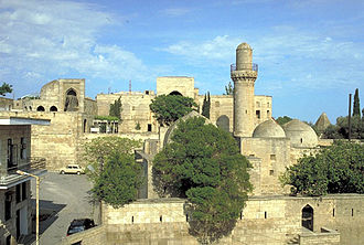 Palace of the Shirvanshahs - Image: Palace of the Shirvanshahs IAA1173