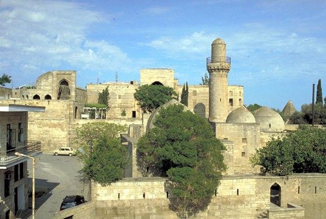 Дворецът на Ширвашаховете
