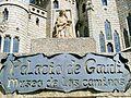 Palacio de Gaudí-Museo de los caminos 03.jpg