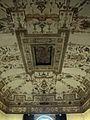 Palazzina di marfisa d'este, sala F, soffitto del bastianino con restauri novecenteschi 01.JPG