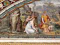 Palazzo Grimani stanza di Apollo affresco lunetta particolare 3.jpg