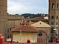 Palazzo baldovini, terrazza, veduta, badia 01.JPG