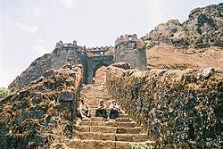 Pali Darwaza Rajgad