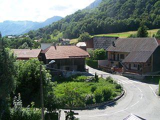 Pallud Commune in Auvergne-Rhône-Alpes, France