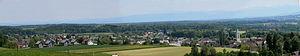 Berg, Thurgau - Image: Pano Berg TG 01