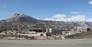 Parachute, Colorado Town in Colorado, United States