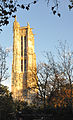 Paris (France), tower Saint-Jacques in autumn 2013.jpg