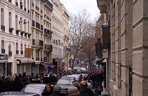 Paris Rally, 11 January 2015 - Rue Meslay.jpg