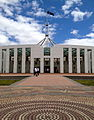 Parliament House, Canberra - front exterior.jpg