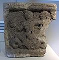 Parte di sarcofago con mostro marino, età ellenistica, da s. leonardo.JPG