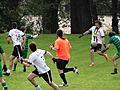 Partido Pontevedra FG- Irmandinhos A Estrada Torneo Ibérico de Fútbol Gaélico 2015 A Coruña 05.JPG
