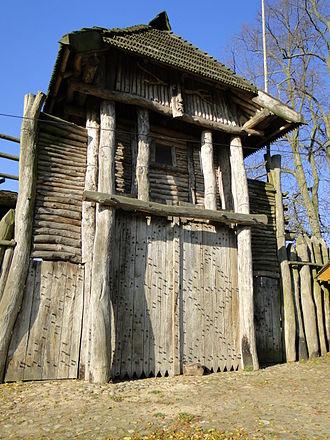 Slavic Village Passentin - Gatehouse