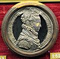 Pastorino, medaglia di giovanna d'austria (e francesco de' medici, 1526.JPG