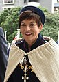 Patsy Reddy Entering Parliament Buildings (cropped).jpg