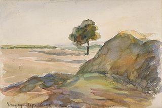 Landskab (Eragny)