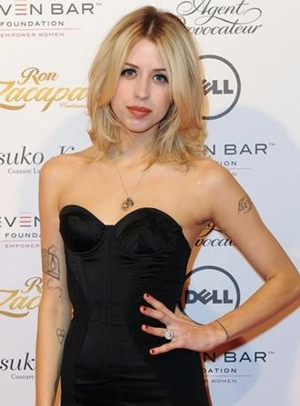 Peaches Geldof - Geldof in October 2012