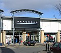 Peacocks - Forster Square Retail Park - geograph.org.uk - 1157383.jpg