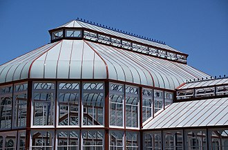 Donkin Heritage Trail - The Pearson Conservatory which is located in St George's Park, Port Elizabeth, South Africa