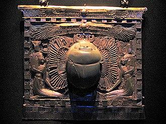 Shoshenq II - Pectoral of Sheshonk II.