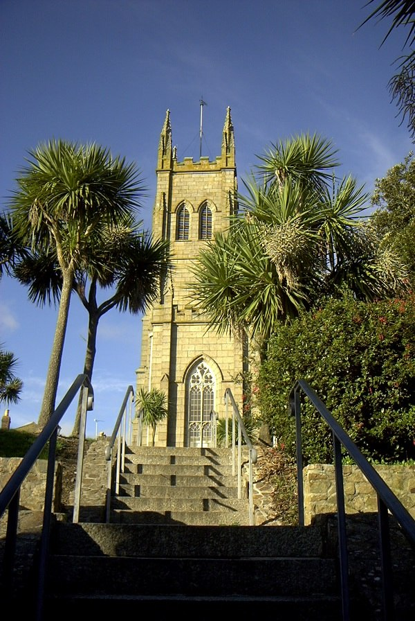 Penzance church