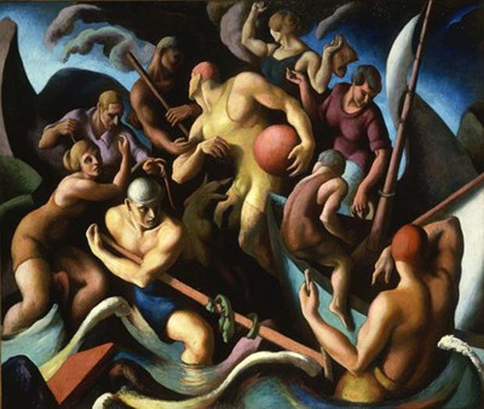 People-of-Chilmark-Benton-1920-lrg