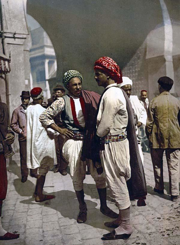 People - Tunis - Tunisia