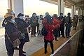 People welcoming high-speed train at Bazhoubei Railway Station (20201227135342).jpg