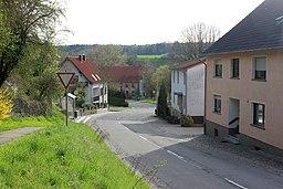 Medelsheimer Straße in Gersheim
