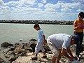 Pescando en Progreso 2008 - panoramio.jpg